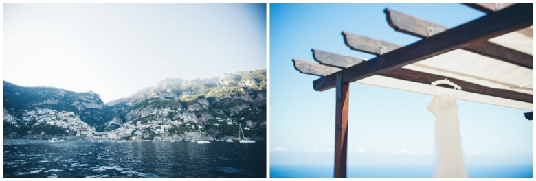 Positano Italian wedding photography