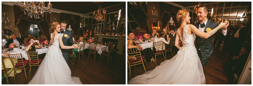 Beach Blanket Babylon Wedding
