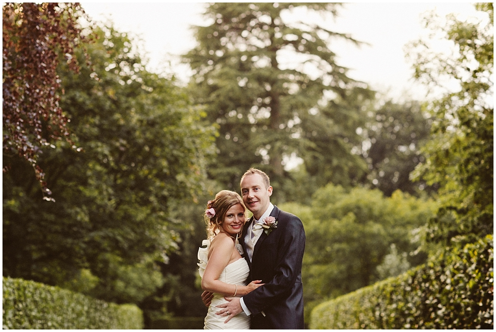 larmer tree gardens wedding venue