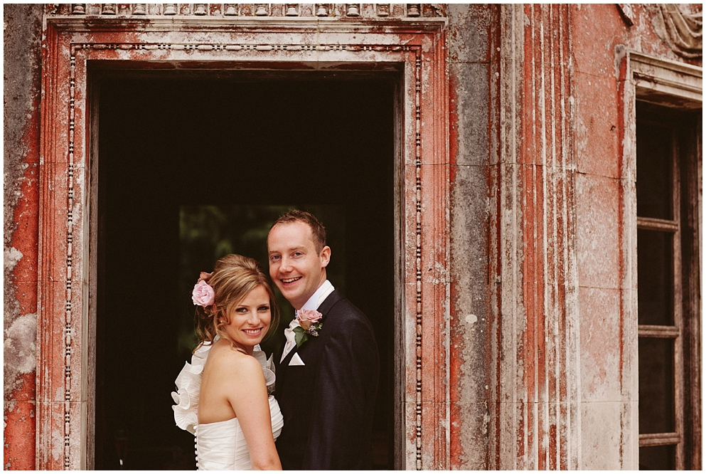 wedding photography at larmer tree gardens