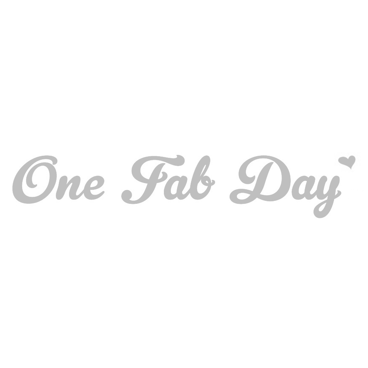 one-fab-day